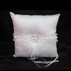 Кольцо подушки в Атлас с атласные ленты (103018451)