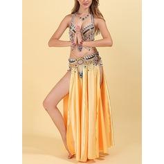 Женщины Одежда для танцев полиэстер Танец живота Инвентарь (115175841)