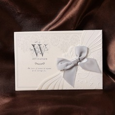 Stile Floreale Wrap & Pocket Invitation Cards con Archi (Set di 50) (114032384)