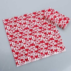Сердце дизайн Обеда салфетки (набор из 50) (011036244)