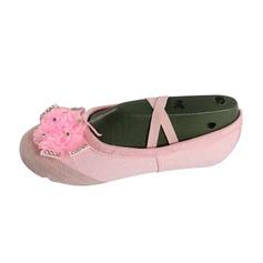 Детская обувь Холст На плокой подошве Балет Обувь для танцев (053076384)