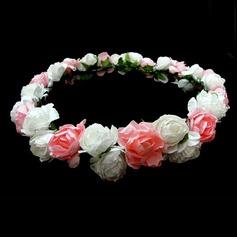 Дети прекрасный Бумага Девушки цветка Головной убор (042025219)