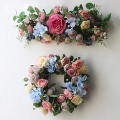 Открытый красивая элегантные классический шелковые цветы Домашнего декора продается в одном (203175808)