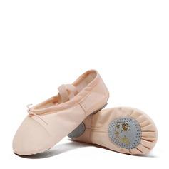 Vrouwen Zeildoek Ballet Dansschoenen (053123204)