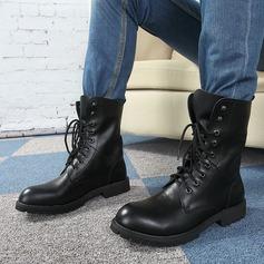 Мужская натуральня кожа Chukka вскользь Men's Boots (261172189)
