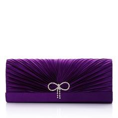 Prächtig Satin/Seide Handtaschen (012008669)