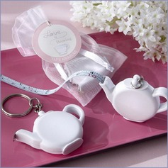 Teekanne Kunststoff Schlüsselanhänger (In Einem Stück Verkauft) (051090044)