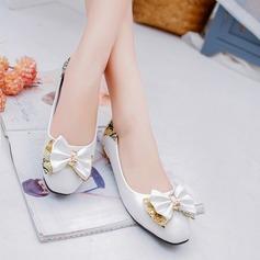 Vrouwen Kunstleer Stiletto Heel Pumps (047108598)