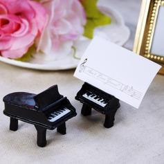Piano projeto Resina Titulares do cartão do lugar (Conjunto de 2) (051025018)