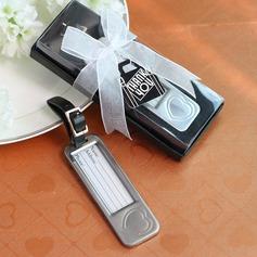 прямоугольные цинковый сплав Бирки для багажа (051075147)