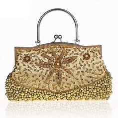 Modisch Seide Handtaschen/Wristlet Taschen/Umhängetasche/Oberer Griff (012025210)