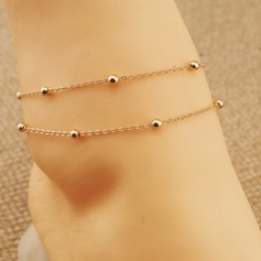 Alloy Foot Jewellery (Sold in a single piece) (107156789)
