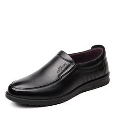 Мужская натуральня кожа Пенни Лоафер вскользь Men's Loafers (260171612)