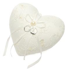 в форме сердца Кольцо подушки с Ленты (103018296)