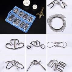 игрушки Современный Металл Набор головоломок головоломки мозга неперсонализированную Подарки (129140521)
