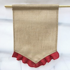 Simple Linen Photo Booth Props/Banner (Sold in a single piece) (131143923)