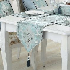Toalhas Finas de Mesa/Colchonete Seda (Conjunto de 5) Bonito Centros de mesa (128152110)