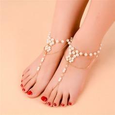 Alloy Foot Jewellery (Set of 2) (107156784)