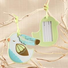 Птица дизайн пластиковые Бирки для багажа (051089987)