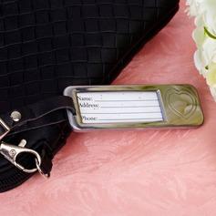 В форме сердца Сплав цинка Бирки для багажа (051024722)