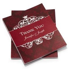 Персонализированные классический стиль Спасибо карты (набор из 50) (114054971)