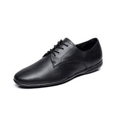 Мужская Натуральня кожа На плокой подошве Танцевальные кроссовки Практика Обувь для танцев (053080773)