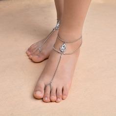 Rhinestone Foot Smykker (Selges i ett stykke) (107130780)