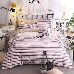 Традиционные / Classic красивая полиэстер Душ перед сном (4 шт: 1 одеяло 1 кровать 2 наволочки) (203169405)