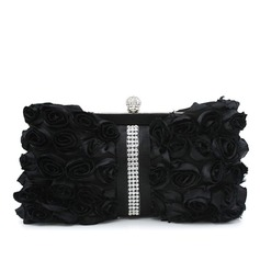 Gorgeous Silk Clutches (012006680)
