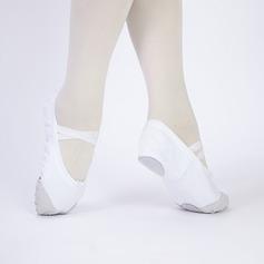 Kinderen Zeildoek Ballet Dansschoenen (053123261)