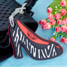 Design de sapatos Plástico rígido Marcadores de Bagagem (051017520)