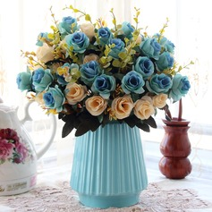Сладкий шелковые цветы Искусственные цветы (131116400)