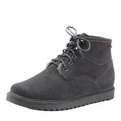 Menn Egte Lær Snø støvler Avslappet Boots til herre (261172593)