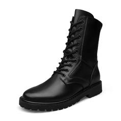 Мужская натуральня кожа Chukka вскользь Men's Boots (261176401)