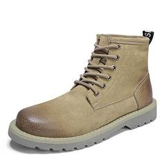 Menn Egte Lær Snø støvler Avslappet Boots til herre (261172215)