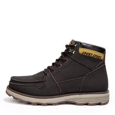 Мужская натуральня кожа челси вскользь Men's Boots (261176394)