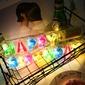 Semplice/Nizza Bella/Lettera PVC Luci a LED (Venduto in un unico pezzo) (131168962)