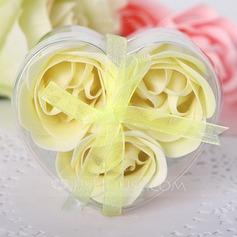 3 Piezas Bonito Rose Jabones (051017518)