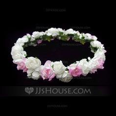 Lovely Paperi Kukkia ja höyhenet (042025216)
