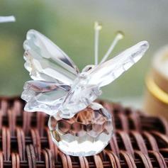 Butterfly Kristalli Keepsake jossa Nauhat (051024188)