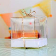 Cubic Plástico Cajas y contenedores/Cajas de la magdalena (Juego de 12) (050024706)